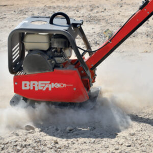 I costipatori per terreni ed asfalti Breaker