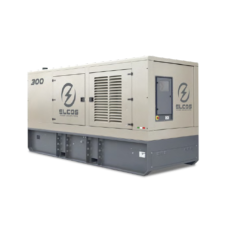 Gruppo elettrogeno Elcos 30 kw