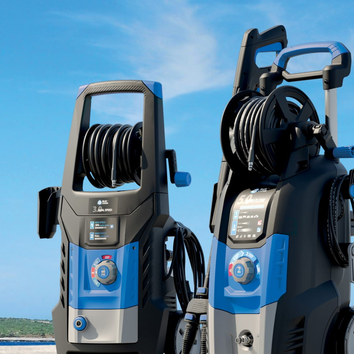 idropulitrice AR Blue Clean